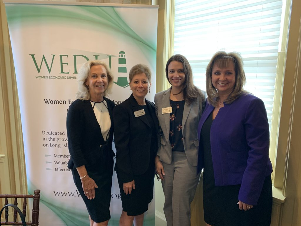 Kelly Morris, Debra Thompson, Lauren Kanter, Terri Alessi-Miceli
