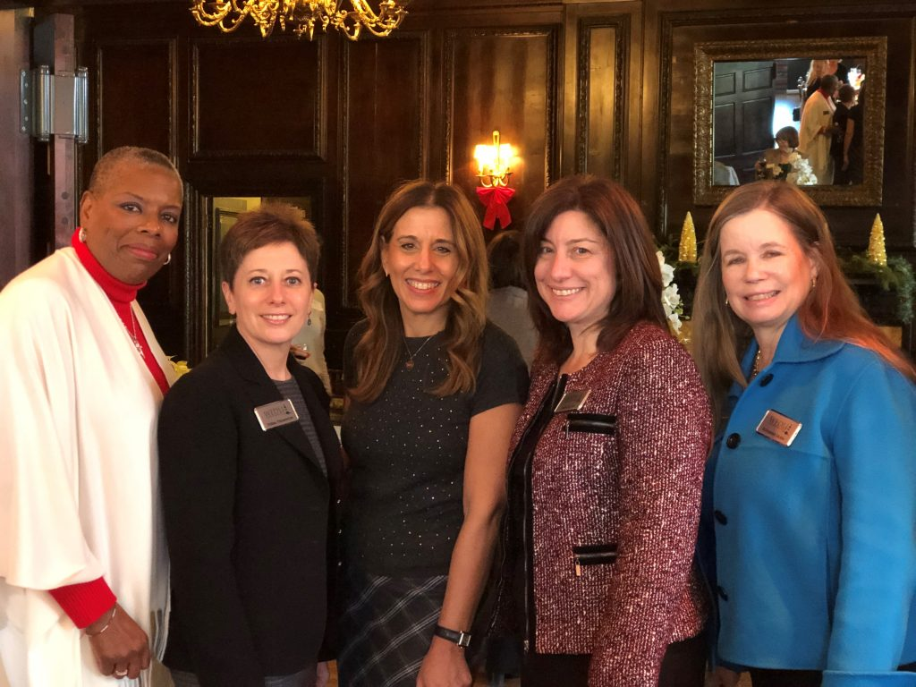 WEDLI members and guests at 2019 Holiday Luncheon
